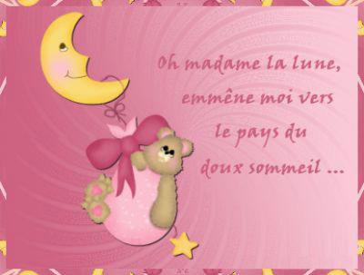 """Envoyer Cette e-card de """"Bonne nuit """": galerieslunamoon.free.fr/Bonne_Nuit.htm"""